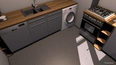 Raumgestaltung B115 - Küche in der Kategorie Küche