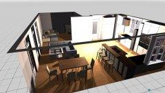 Raumgestaltung B47  in der Kategorie Küche