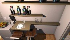 Raumgestaltung  Bar in der Kategorie Küche