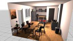 Raumgestaltung Benedek Küche in der Kategorie Küche