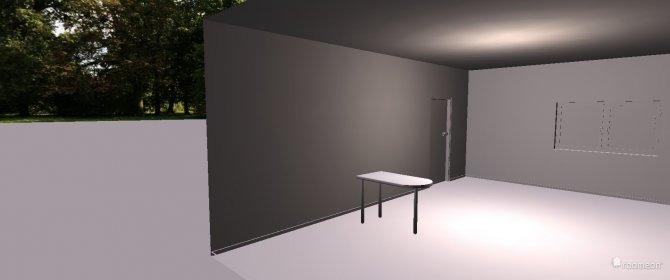 Raumgestaltung berge in der Kategorie Küche