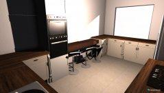 Raumgestaltung Bigger Kitchen in der Kategorie Küche
