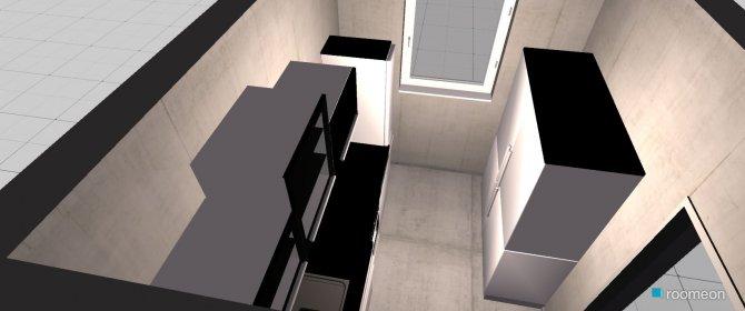 Raumgestaltung Birthe+Jörg3 in der Kategorie Küche
