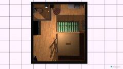 Raumgestaltung BR-Huette_01 in der Kategorie Küche