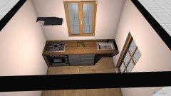 Raumgestaltung Bucatarie in der Kategorie Küche