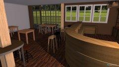 Raumgestaltung cafe in der Kategorie Küche