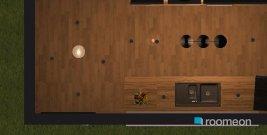Raumgestaltung Casa Elizabeth in der Kategorie Küche