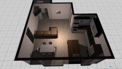 Raumgestaltung casetta in der Kategorie Küche