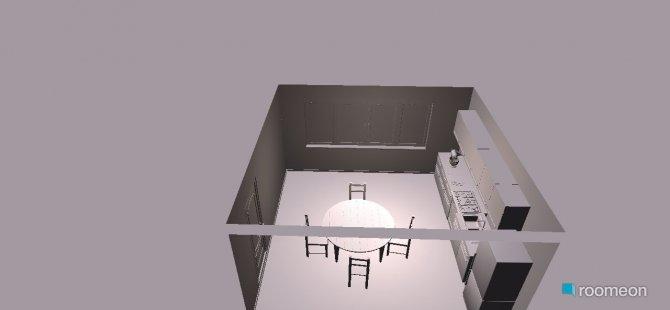 Raumgestaltung cocina 1 in der Kategorie Küche