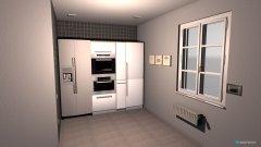 Raumgestaltung cocina josep taradellas parte trasera in der Kategorie Küche