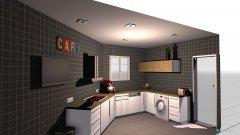 Raumgestaltung cocina josep taradellas in der Kategorie Küche