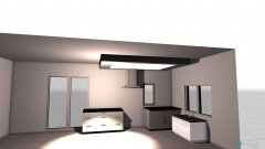 Raumgestaltung COCINA in der Kategorie Küche