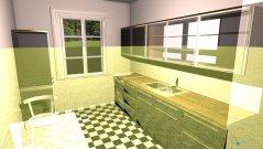 Raumgestaltung CosimaDaniel in der Kategorie Küche