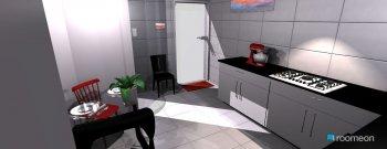 Raumgestaltung Cosinha3 in der Kategorie Küche