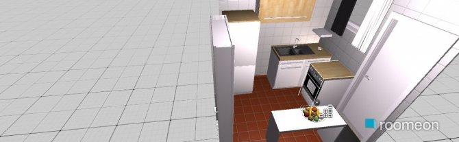 Raumgestaltung Cozinha01 in der Kategorie Küche