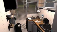 Raumgestaltung Cozinha in der Kategorie Küche