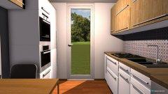 Raumgestaltung cucina definitiva in der Kategorie Küche
