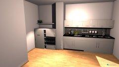 Raumgestaltung CUCINA MELI 2 in der Kategorie Küche