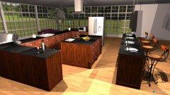 Raumgestaltung cuina in der Kategorie Küche