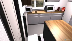 Raumgestaltung cuisine in der Kategorie Küche