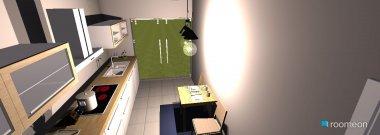 Raumgestaltung dambia2 in der Kategorie Küche