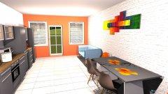 Raumgestaltung Daria 2 in der Kategorie Küche