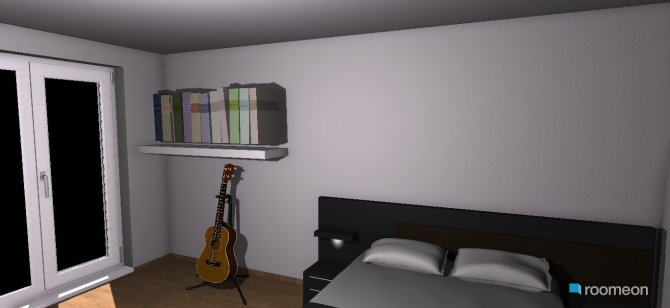 Raumgestaltung Das neue Schlafzimmer in der Kategorie Küche