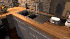 Raumgestaltung DDH Ahlhorn K in der Kategorie Küche