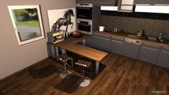 Raumgestaltung Design Küche in der Kategorie Küche