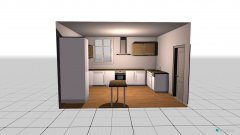 Raumgestaltung Dittsche2 in der Kategorie Küche