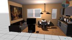 Raumgestaltung Domi in der Kategorie Küche