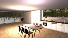 Raumgestaltung Dröm hus in der Kategorie Küche