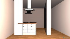 Raumgestaltung durchbruch in der Kategorie Küche