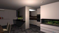 Raumgestaltung EG 1 in der Kategorie Küche