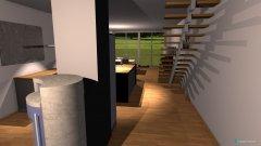 Raumgestaltung EG in der Kategorie Küche