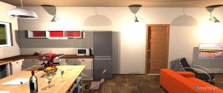 Raumgestaltung Elandsfontein in der Kategorie Küche