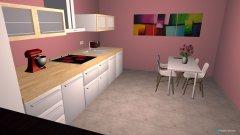 Raumgestaltung enterie4 in der Kategorie Küche