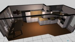 Raumgestaltung erster versuch in der Kategorie Küche