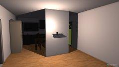 Raumgestaltung erstes entwurf in der Kategorie Küche