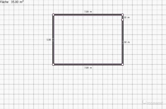 Raumgestaltung Erstes Project in der Kategorie Küche