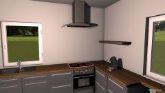 Raumgestaltung essen in der Kategorie Küche
