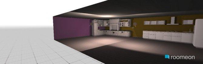 Raumgestaltung f2 in der Kategorie Küche