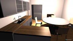Raumgestaltung Felix in der Kategorie Küche