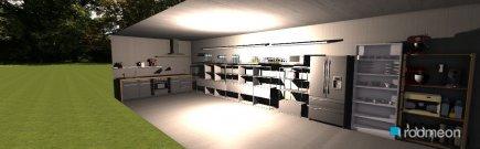 Raumgestaltung final kicken in der Kategorie Küche