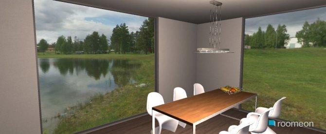 Raumgestaltung Floating Homes V in der Kategorie Küche