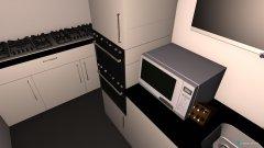 Raumgestaltung Food-Truck  in der Kategorie Küche