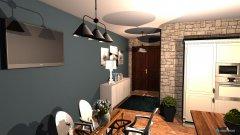 Raumgestaltung french kitchen in der Kategorie Küche