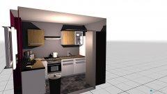 Raumgestaltung Fresstempel in der Kategorie Küche