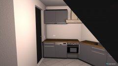 Raumgestaltung Genauer Grundriss Küche in der Kategorie Küche