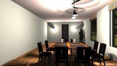 Raumgestaltung geplante Neuküche in der Kategorie Küche